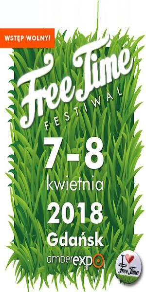 2. Free Time Festiwal 2018 - Targi turystyczne w Gdańsku
