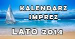 Kalendarz Imprez Lato nad Polskim Morzem 2014
