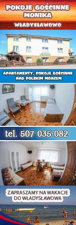 Pokoje Gościnne Monika we Władysławowie