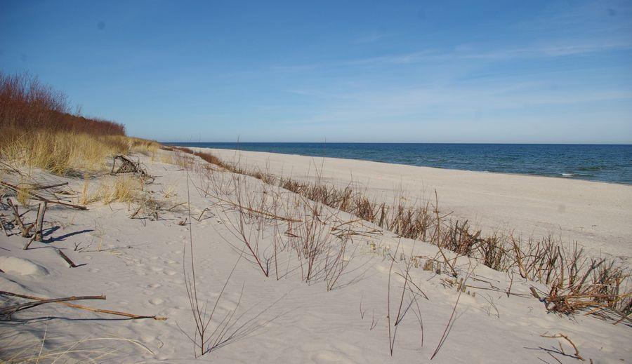 Ranking plaż - Chałupy na 2. miejscu w Polsce!