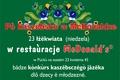 Konkurs języka kaszubskiego w restauracji McDonald's w Pucku