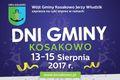 Dni Gminy Kosakowo 13-15 sierpnia 2017