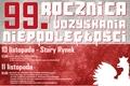 99. Rocznica Odzyskania Niepodległości oraz 669 urodziny Miasta Puck