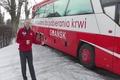 Honorowy pobór krwi w Połchowie
