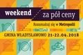 Weekend za pół ceny w Gminie Władysławowo (21-22/04)