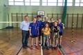 Uczniowie ZSO Hel Mistrzami i Vice Mistrzami Powiatu Puckiego w Badmintonie Drużynowym