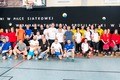 Towarzyski Turniej Przyjaźni w Piłce Siatkowej w Zespole Szkół Ogólnokształcących w Helu