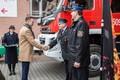 Nowy sprzęt i wóz dla OSP z Jastrzębiej Góry i Helu