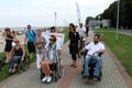 Sztafeta 440 km po zmianę - idziemy po pierwszą w pełni dostępną plażę w Polsce