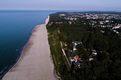 Zakończenie II etapu prac przy refulacji plaż w Jastrzębiej Górze