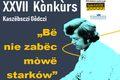 """Jastrzębia Góra: XXVII Konkurs Kaszëbsczi Gôdczi """"Bë nie zabëc mowë starków"""""""